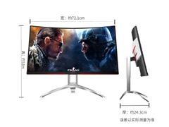 更大屏幕 AGON爱攻IIAG322FCX显示器火热促销中