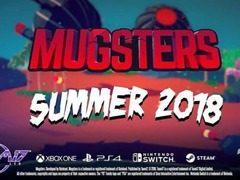 肝游戏:macOS也能玩《Mugsters》游戏上手体验