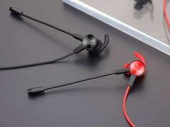 雷柏VM150入耳式耳机《QQ飞车手游》试玩