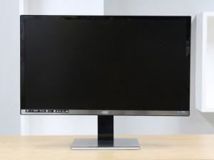 32寸4K高清显示器 LUVIA卢瓦尔LV323WUPX图赏