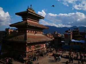 仅银行卡大小的拍照神器 松下GF9尼泊尔实拍样片图赏