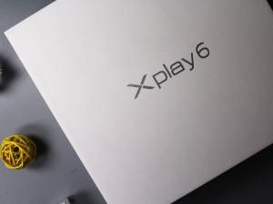 维密天使都说好 vivo Xplay6磨砂黑配色图赏