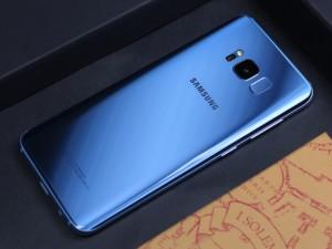 迷雾中的一抹清新 三星Galaxy S8雾屿蓝图赏