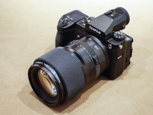 素质极高 富士GF110mmF2/GF23mmF4镜头上手试拍