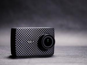 外观更精致可拍4K/60P视频 小蚁4K+运动相机开箱