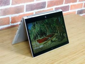多种模式随心使用!惠普EliteBook x360变形本图赏