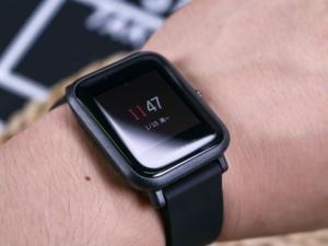 颜值不比Apple Watch差  华米米动手表青春版图赏