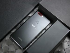 内涵与颜值的完美结合 努比亚Z17曜石黑8GB版图赏