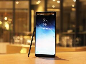 双摄加持/三星史上最大屏的Note 三星Galaxy Note8图赏