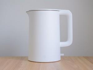 99元米家电水壶图赏:一体内胆设计 304不锈钢材质