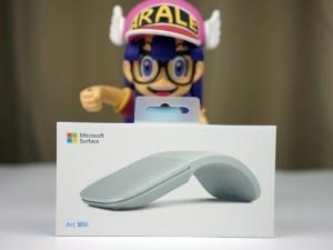 鼠标也能变形+触控 微软 Surface Arc 鼠标图赏
