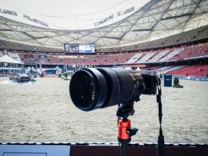 富士X-E3微单拍摄马术比赛 对焦与旗舰机型一样迅速