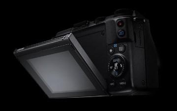 经历三代完善功能 佳能发EOS M3微单