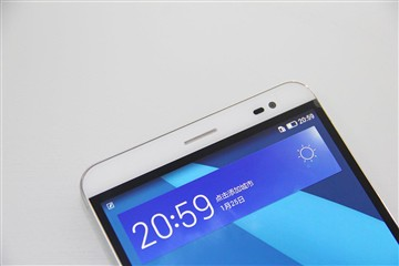 超窄边跨界平板手机 荣耀X2体验评测