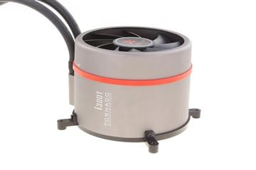 热管代替冷排:英菲i300T一体水冷评测
