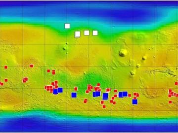 NASA重大发现结果公布:火星存在液态水