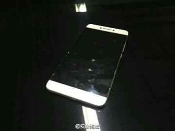 乐视手机2真机曝光 骁龙820搭配2K屏