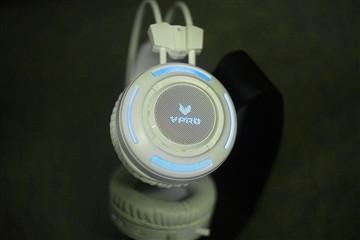 玩家的坚实之盾:雷柏VH200耳机评测