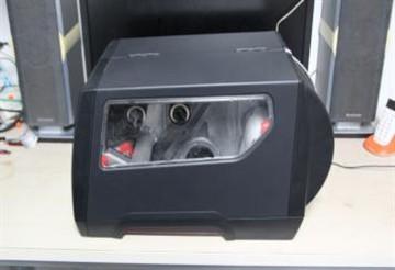 体验超快打印 测霍尼韦尔PM42标签机