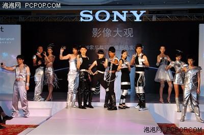 6大系列12款机型索尼数码相机全降价