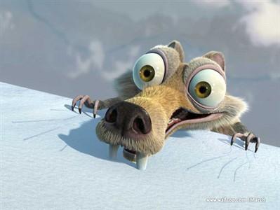 《冰河世纪2》高清晰打印样张下载