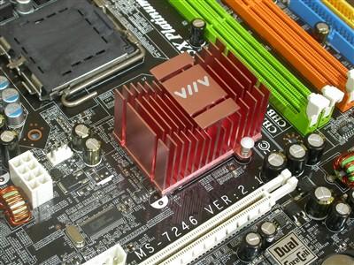 四核心CPU最佳搭档微星975X性能实测