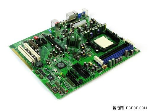 sis 评测 主板芯片组 功耗仅3w; sis771芯片组; vista版sis771芯片