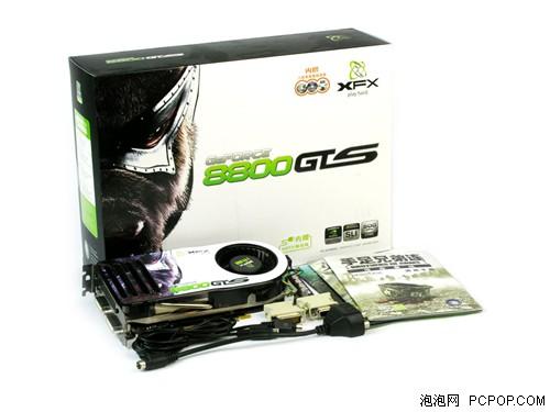 为王位而生GeForce8800全面解析测试