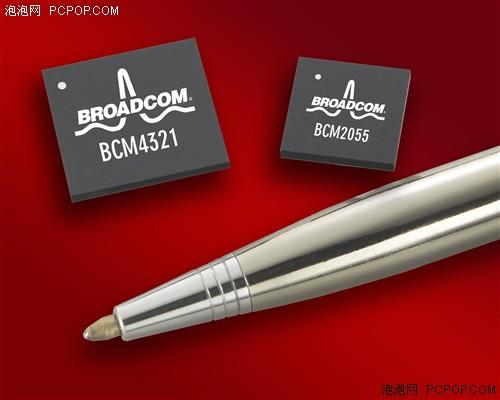 Broadcom bcm4318e