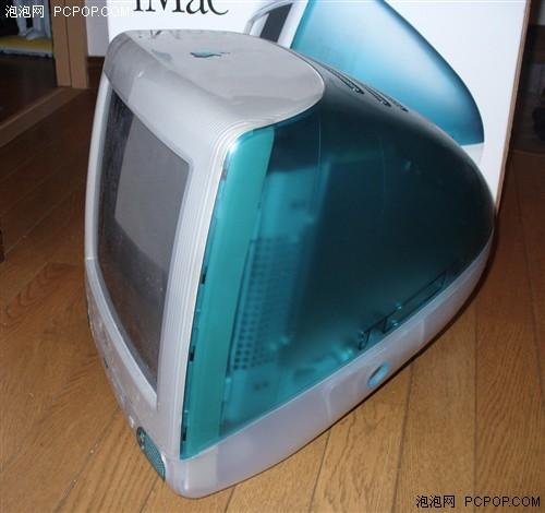 五彩缤纷到白色诱惑! iMac发展史回顾