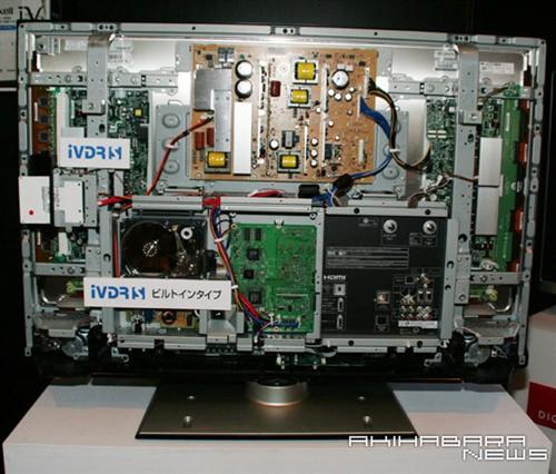 配有ivdr机器的内部结构