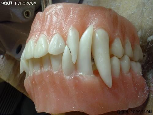 泡沫牙齿手工制作大全
