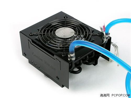 水冷散热器,基本分为三个部分:散热排