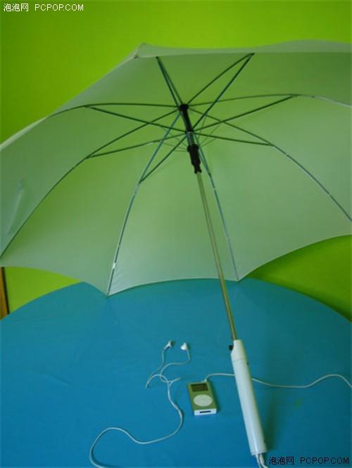 疯狂动物城 雨伞