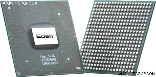 功耗仅1瓦?VIA发布全球最节能x86?CPU