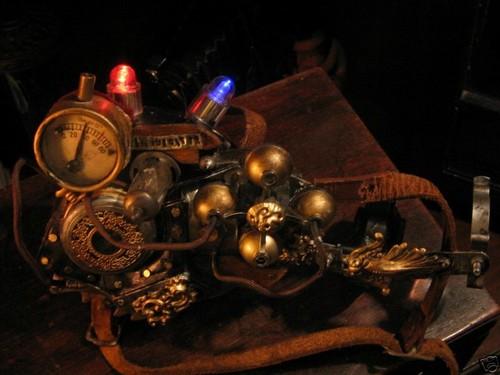 蒸汽时代的奇妙幻想