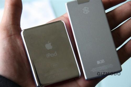 苹果PK微软!nano3代全方位对决Zune2
