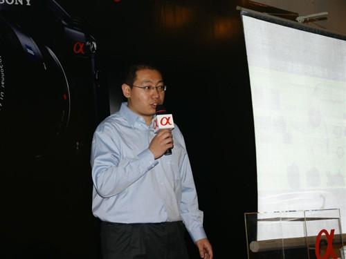 索尼巡展第4轮α摄影讲座:郑州站报道