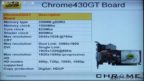 S3重出江湖!全能DX10.1独立显卡发布