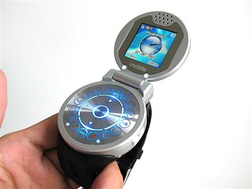 一款奇特的手表手机 - aaqq-1232 - 宝君2009