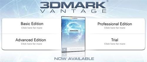 比Crysis还BT!3DMarkVantage初测试
