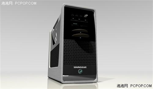 针对高端diy玩家的maingear公司的设计师,近日将其设计的机箱草图发布