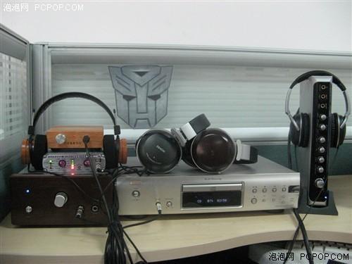 打开音乐之门!高端音频器材DA10试听