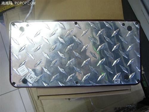 ...长的菱形凸起.金属背板可以加大   键盘   附送一个按键