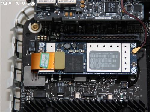 苹果新Mac mini采用Broadcom无线模块