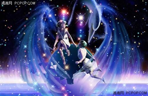人物双子与eeepc的美丽邂逅巨蟹座女的代表星座图片