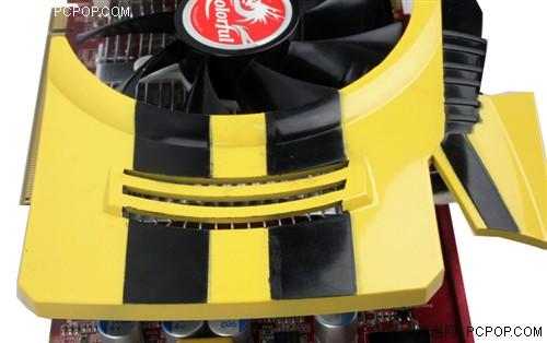 猫头鹰散热 首款大黄蜂跑车显卡揭秘 高清图片