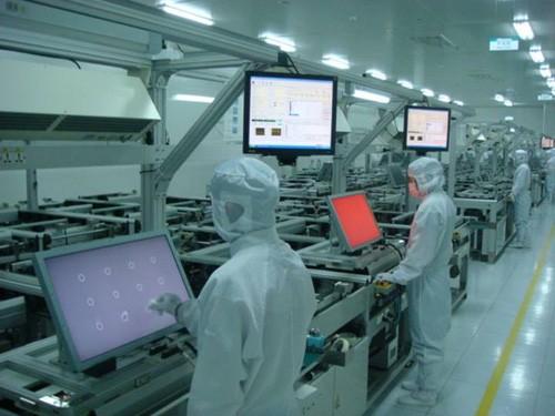 内置的LCD面板由三星公司生产,图像改变频率为100hz。_泡泡网企业频道10月19日 据国外媒体报道,全球最大的lcd面板厂商三星