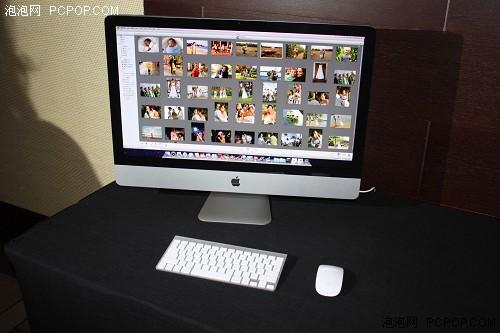 背光宽屏的全新iMac系列-新款MacBook登场 苹果冬季新品发布会