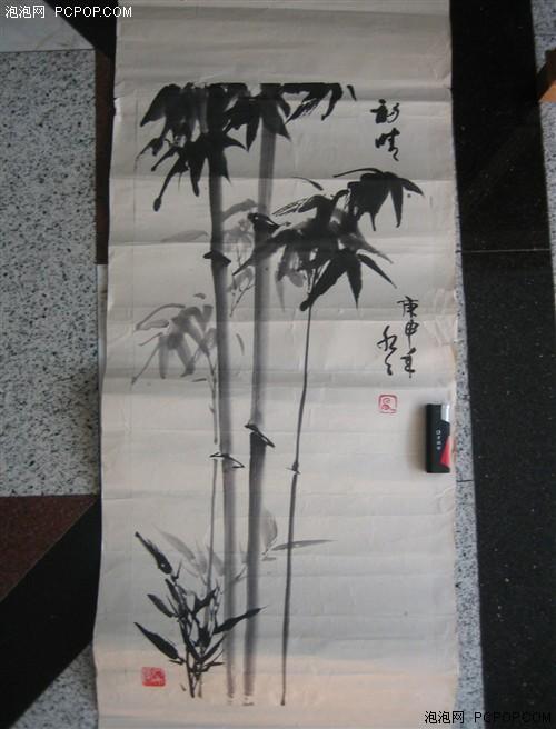 画竹是很多画家最喜爱的图片